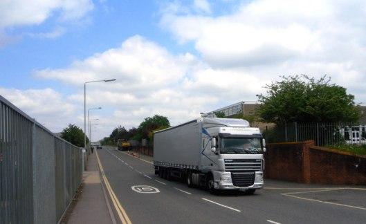 Transporte por carretera de mercancías en la Unión Europea